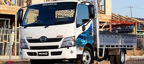 Bendigo Hino Departments